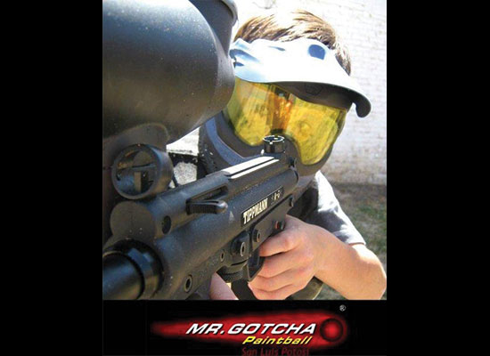 Mr. Gotcha Paintball