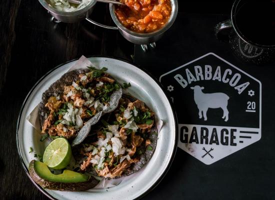Barbacoa Garage